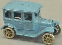 Arcade Cast-Iron Oldtimer Model T sedan, cast iron,...