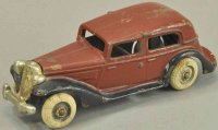 Arcade Cast-Iron Oldtimer Parmalee cab, scarce example,...