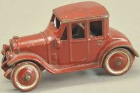 Kenton Hardware Co Cast-Iron Oldtimer Coupe, cast iron,...