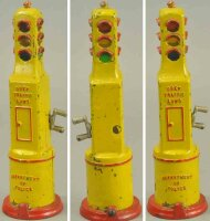 Grey Iron Casting Company Cast-Iron-Toys Traffic signal...