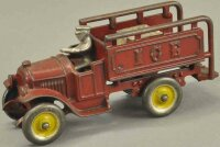 Kenton Hardware Co Cast-Iron trucks Ice truck, cast iron,...