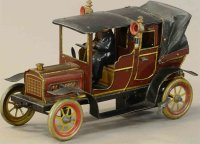 Fischer Georg Vehicles-Oldtimer Taxi 9
