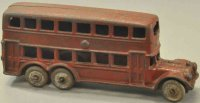 Williams AC Cast-Iron buses Double decker bus, cast iron,...