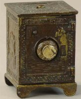 Shimer Toy Co. Cast-Iron-Mechanical Banks Old Homestead...