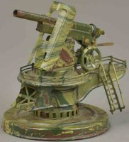 Maerklin Military Toys-Arms Coastal cannon, well detailed...