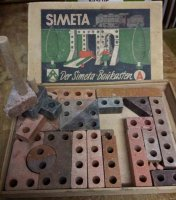 SIMETA Stone Kits smooth stone blocks; angular, round and...