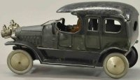 Fischer Georg Tin-Oldtimer Limousine with driver,...
