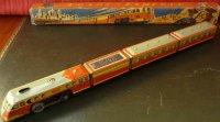 Niedermeier Philipp Tin-Toys Texas express train PN 800...