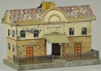 Maerklin Railway-Stations English Station Central Station...