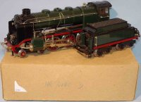 Maerklin Railway-Locomotives Spirit steam locomotive in...