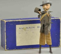 Martin Fernand Tin-Figures Le Vaillant Boer, the brave...