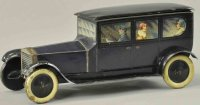 Crawford William & Sons Keksdosen Limousine als Keksdose,...