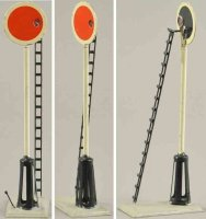 Maerklin Railway-Signals Signal with ladder, hand painted...