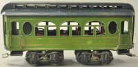 Voltamp Railway-Passenger Cars Passenger car with eight...