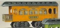 Boucher H.E. MFG. Co. Railway-Passenger Cars Pullman car...