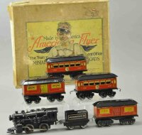 American Flyer Railway-Trains Passenger set, includes #16...