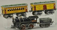 Ives Railway-Trains Yale passenger set, includes an No....