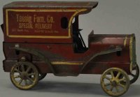 Dayton Tin-Oldtimer Delivery van private label TAUSIG...