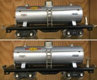 Lionel Railway-Freight Wagons Tank car with eight wheels,...
