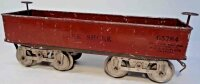 Lionel Railway-Freight Wagons Gondola with eight wheels,...