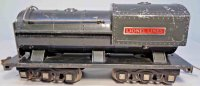Lionel Railway-Tender Tender with 12 wheels and whistle,...