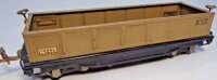 Lionel Railway-Freight Wagons Gondola with eight wheels...