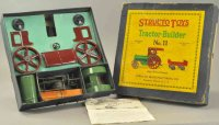 Structo Tin-Kit-Cars Boxed tractor builder No. 11,...