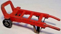 Lionel Railway-Platform Accessories Diecast hand-cart No-...