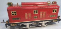 Lionel Railway-Freight Wagons Caboose No. 217 with eight...