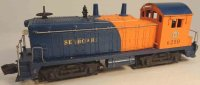 Lionel Railway-Locomotives Seaboard No. 6250 switcher,...