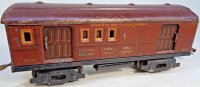 American Flyer Railway-Passenger Cars RPO mail baggage...