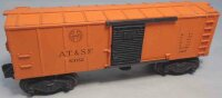 Lionel Railway-Freight Wagons Box car with eight wheels...