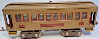 Lionel Railway-Passenger Cars Pullman car No.337 with...