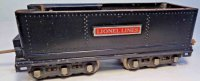 Lionel Railway-Tender Tender No. 392W with twelve wheels,...