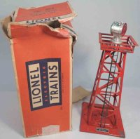 Lionel Railway-Lamps/Lanterns Rotary beacon No. 394, used...