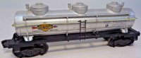Lionel Railway-Freight Wagons Sunoco tank car No. 6415...