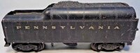 Lionel Railway-Tender PRR plastic body tender No....