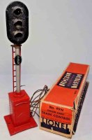 Lionel Railway-Signals Train control block signal, made...