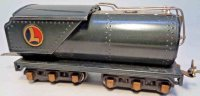 Lionel Railway-Tender Vanderbilt tender No. 263T with 12...
