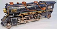 American Flyer Railway-Locomotives Diecast locomotive...