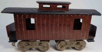 Lionel Railway-Freight Wagons New York Central Caboose...