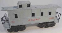 Lionel Railway-Freight Wagons A.T. & S.F. caboose No....
