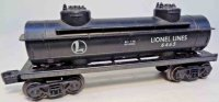 Lionel Railway-Freight Wagons Lionel Lines tank car No....