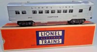 Lionel Railway-Passenger Cars Chatham passenger car No....
