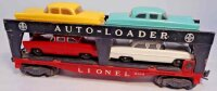 Lionel Railway-Freight Wagons Auto loader car No. 6414...