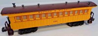 Lionel Railway-Passenger Cars Western and Atlantic coach...