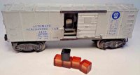 Lionel Railway-Freight Wagons Automatic merchandise box...