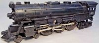 Lionel Railway-Locomotives Locomotive No. 665, Hudson...