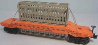 Lionel Railway-Freight Wagons Allis-Chalmers flat car No....