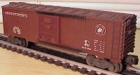 Lionel Railway-Freight Wagons Pennsylvania  box car No....
